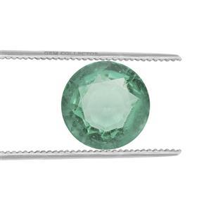 Ethiopian Emerald Loose stone  0.85cts