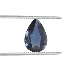 Australian Blue Sapphire Loose stone  0.46ct