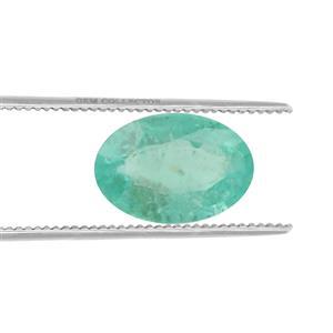 Ethiopian Emerald  0.25ct