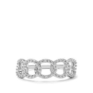 'The Diamond Link' Ring