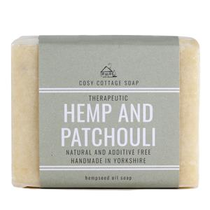 Therapeutic Hemp and Patchouli Soap