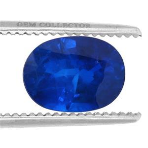 Santorinite™ Blue Spinel GC loose stone  1.50cts