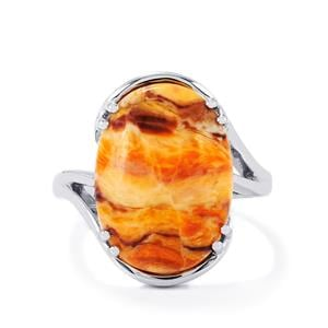 Klamath Jasper Ring in Sterling Silver 9.25cts