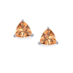1.77ct Galileia Topaz Sterling Silver Earrings