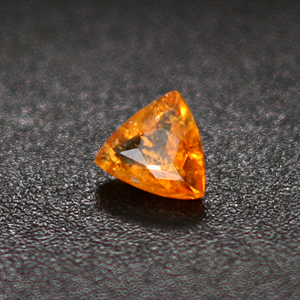 0.13cts Clinohumite