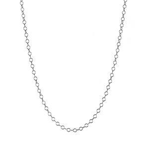 """24"""" Sterling Silver Classico Rolo Chain 1.75g"""