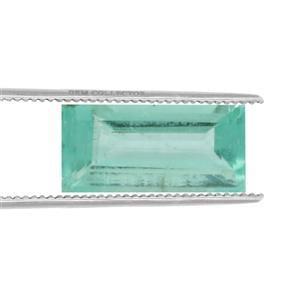 Ethiopian Emerald  0.15ct