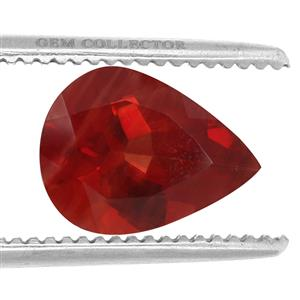 Tarocco Red Andesine GC loose stone  13.20cts