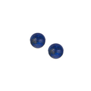 Lapis Lazuli Earrings in Sterling Silver 18.50cts