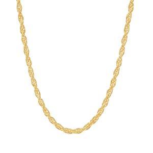 "24"" Midas Couture Cordino Slider Chain 3.03g"
