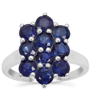 Nilamani Ring in Sterling Silver 3.61cts