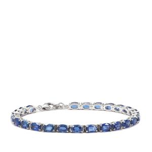 Nilamani Bracelet in Sterling Silver 14.15cts