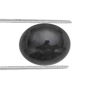 Blue Star Sapphire GC loose stone  8.05cts