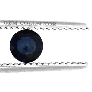 Ceylon Sapphire GC loose stone  0.50ct