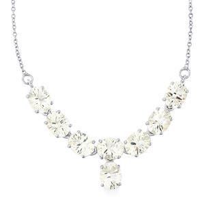 12.06ct Itinga Petalite Sterling Silver Necklace