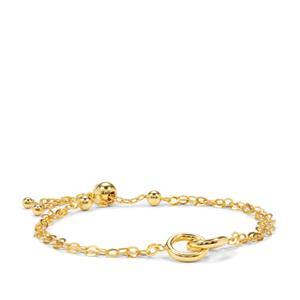 """9"""" Midas Altro Multi Strand Slider Bracelet 3.11g"""