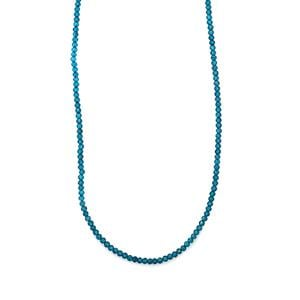 Blue Topaz Necklace  in Sterling Silver 23.93cts