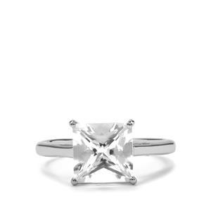 2.87ct Itinga Petalite Sterling Silver Ring