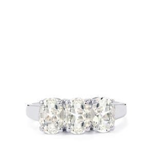 1.91ct Itinga Petalite Sterling Silver Ring