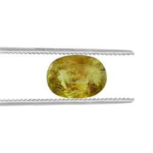 Ambilobe Sphene GC loose stone  6cts