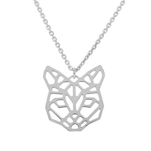 """18"""" Sterling Silver Necklace 2.68g"""