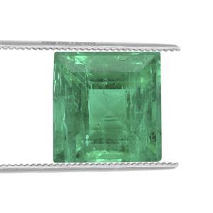 Emerald  0.28ct