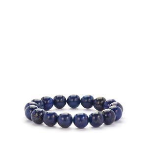 Lapis Lazuli Stretchable Bracelet 255cts