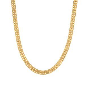 """22"""" Midas Dettaglio Diamond Cut Bismark Chain 3.84g"""