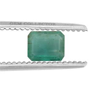 Zambian Emerald GC loose stone  1.9cts