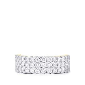1.50ct Diamond 18K Gold Ring