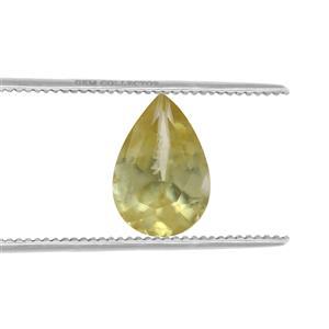Ambilobe Sphene GC loose stone  0.40ct