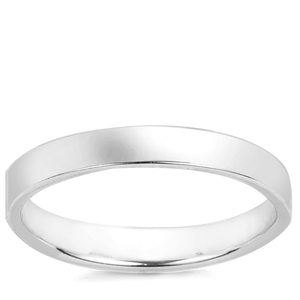 """Sterling Silver Engraved Ring """"LIVE"""" 1.68g"""
