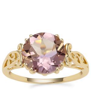 Anahi Ametrine Ring  in 9K Gold 3.28cts