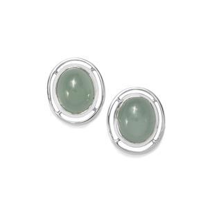 7.86ct Aquamarine Sterling Silver Earrings