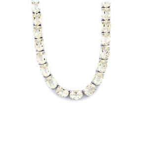 Itinga Petalite Necklace  in Sterling Silver 55cts