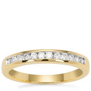 Diamond Ring in 18K Gold 0.25ct