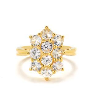 2.97ct Sri Lankan Sapphire Ring