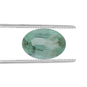 0.11ct Natural Siberian Emerald (N)