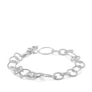 Bracelet in Sterling Silver - 8.91g