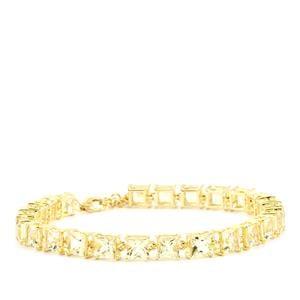 Serenite Bracelet in 10k Gold 15.06cts