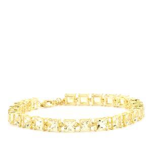 15.06ct Serenite 9K Gold Tomas Rae Bracelet