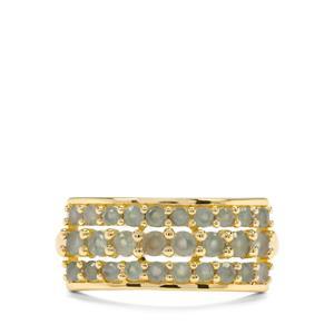 0.92ct Alexandrite 9K Gold Ring
