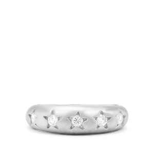 0.47ct Ratanakiri Zircon Sterling Silver Ring