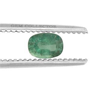 Zambian Emerald GC loose stone  2.35cts