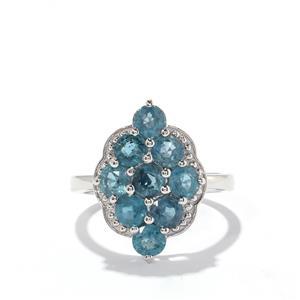 2.73ct Orissa Kyanite Sterling Silver Ring