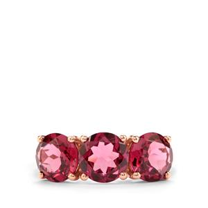 Umbalite Ring in 9K Rose Gold 4.20cts