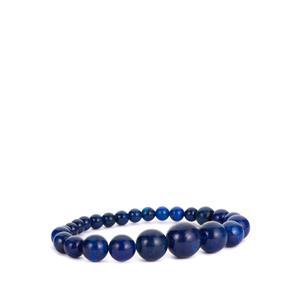 Sar-i-Sang Lapis Lazuli Bracelet 132cts