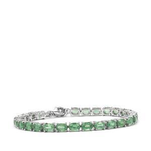16.14ct Odisha Kyanite Sterling Silver Bracelet