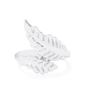 Sterling Silver Natura Couture Ring