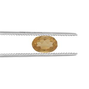 Burmese Amber Loose stone  0.15ct